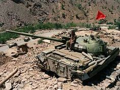 russian invasion of afghanistan   ... of Counterinsurgency Part One: Introduction to the Soviet-Afghan War