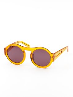 Karen Walker Bunny Oversized Round Frame sunglasses $210 (only $105 on Gilt now!) I would love to rock these, but I'm not sure how they'll fit on my very round face. *sigh* Only in my dreams then.