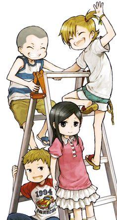 Anime: Barakamon