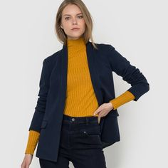 Knitted jacket. Fabric content and details: Fabric: 100% cottonLength: 68cmBrand: R EDITIONCare advice:Machine washable at 30°C with similar coloursTumble dry at low temperature