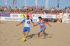#BeachSoccer: #Garofalo (Canalicchio) vs #Fred (Catania)