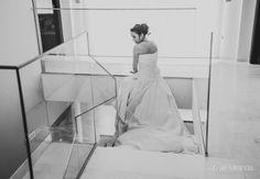 María. One Shoulder Wedding Dress, Wedding Dresses, Fashion, Bridal Dresses, Moda, Bridal Gowns, Wedding Dressses, Weeding Dresses, Wedding Dress