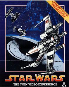 Star Wars videojuego Atari