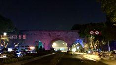 Nanjing Stadtmauer #BeiNacht #China