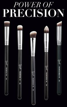 Learn about all the uses of the best-selling Sigma Precision Kit and why you won't want to go another day without it! - http://www.sigmabeautytalk.com/2012/08/20/lets-get-precise/