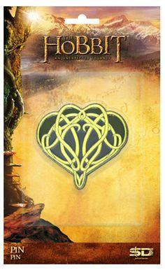 Pin El Hobbit un viaje inesperado. Elrond Symbol