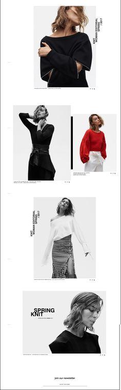 Page Layout Design, Web Design, Email Design, Graphic Design, Editorial Design, Editorial Fashion, Editorial Layout, Fashion Graphic, High Fashion