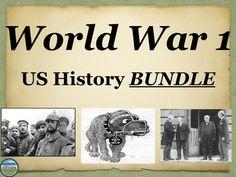 World War Primary Source Analysis Bundle Christmas Truce - World war 1 map activity us history