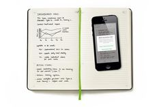 1 | Evernote And Moleskine Team Up To Create Smart Business Notebook | Fast Company | business + innovation