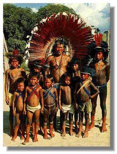 Gli Indios dell'Amazzonia nel XVI secolo erano circa cinque milioni, oggi sono poco più di 200.000.