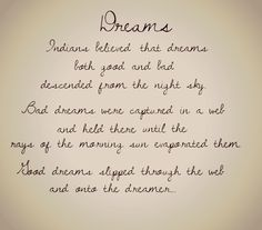 History Of Dream Catchers Interesting Meaning Of A Dream Catcher  Magical  Pinterest  Dream Catchers