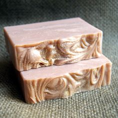 Peach Mama soap by the haus of Gloi