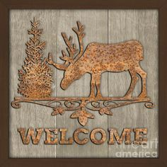 I uploaded new artwork to plout-gallery.artistwebsites.com! - 'Rusty Moose Welcome-jp3467' - http://plout-gallery.artistwebsites.com/featured/rusty-moose-welcome-jp3467-jean-plout.html