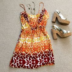 Rue 21 Summer Dress, Beach Coverup