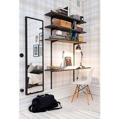 Cosy home office #interiors #modern #white #fashion #home #furniture #decor #beautiful #homedecor #interior #style #living #house #interiordesign #likes #instalove #design #decorating #office #work #black #followme #instagood #instacool