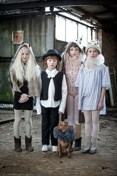 Aviary is unsure how Halloween will work this year. Topiary and Canary have risen to her challenge but Birch doesn't seem committed. - April 27 2019 at Fashion Kids, Little Girl Fashion, Fashion 101, Fashion Outfits, Fashion Clothes, 13 Year Girl Dress, Kids Outfits, Summer Outfits, Dress Summer