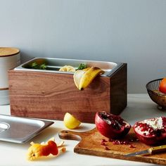 14 Stylish Compost Bins That'll Look Right At Home In Your Kitchen | HuffPost