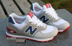 2013 genuino New Balance 574 zapatos zapatillas Corea del Sur Compras nb de los hombres