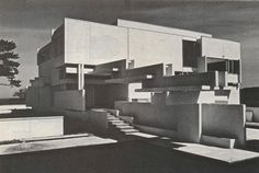 Paul Rudolph, Dweck Residence - 1971   Flickr - Photo Sharing!