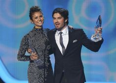 Ian Somerhalder - The 40th Annual People's Choice Awards (January 8, 2014)