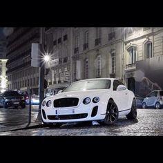 Night Run: Bentley Continental