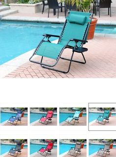 Zero Gravity Chairs - Beachfront Decor 127 Best images | Garden chairs, Outdoor chairs