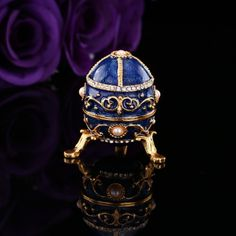 Beautiful Colorful Cheap Faberge Egg Metal Trinket Box Craft Home Decoration #beautiful #beautifulegg #colorfulegg #cheapegg #fabergeegg #faberge #egg #metalegg #trinketbox #jewelrybox #box #giftbox #craftgift #gift #homedecoration #decoration #decor #ebay #buy
