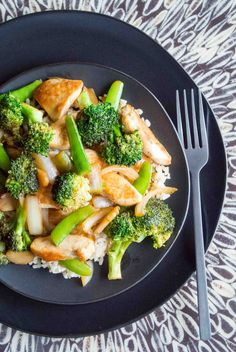 Broccoli - Chicken S