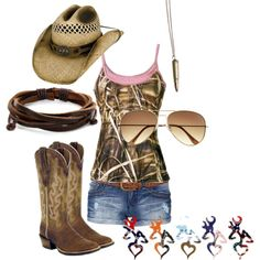 """State Fair"" by camo-ammo-queen on Polyvore"