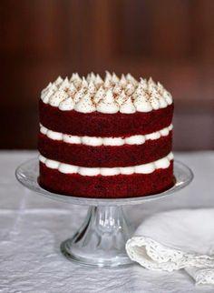 91 Naked Cake