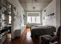 Sergey Makhno Architects (Украина). Контемпорари с культурным миксом — HD INTERIOR