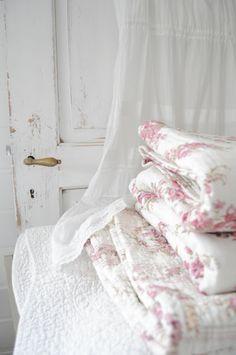 Fresh linens, love ~❥