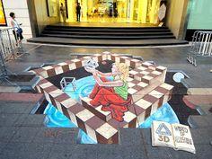 World of Illusion, by Ru Poncia