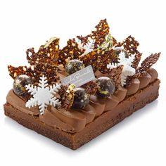 Le gâteau au chocolat du réveillon, une vague de plaisir chocolatée