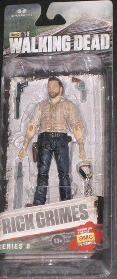 Bungee Walker The Walking Dead Action Figure Series 6 Six AMC TV Series NEW