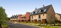 Allies and Morrison - Trumpington Meadows PH1, Cambridge
