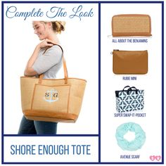 Complete the look of your favorite bag or tote with our amazing wallets and accessories!