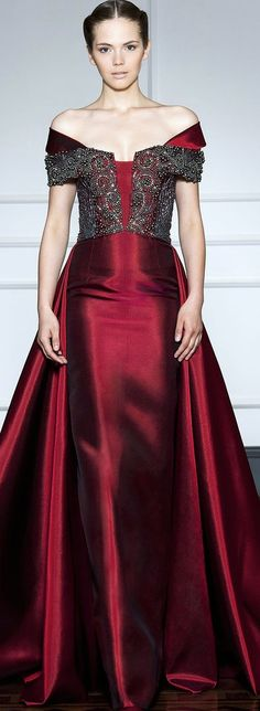 Dilek Hanif Couture FW 2014 - 2015