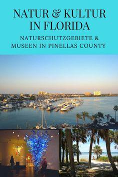 Rund um die Städte St. Petersburg und Clearwater findet ihr die perfekte Mischung: Traumstrände und Museen von Weltruf. Tipps für Natur & Kultur im Blog.