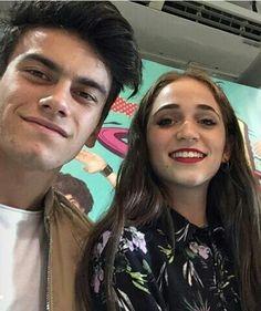 Agustín and Carolina