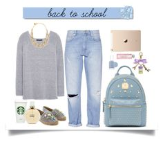 """Back to school"" by giulialinton on Polyvore"