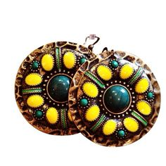 """""""Proper Patsy"""" Earrings by Trendy Finds   NaturalGirlsRock.com - Natural Girls Rock® Official"""