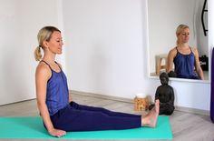 Sanfter Yoga Flow für den Frühling - Vinyasa Power Yoga in Kombination mit Yin Yoga Elementen für Anfänger und Fortgeschrittene