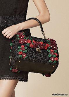 Из любимого: Dolce & Gabbana Весна-Лето 2013 (Lookbook)