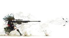 Anime Sniper | http://wholles.com/anime-sniper.html