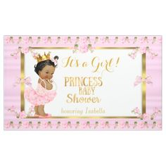 Ethnic Princess Child Bathe Pink Gold Tutu Banner. >>> See even more by visiting the image link