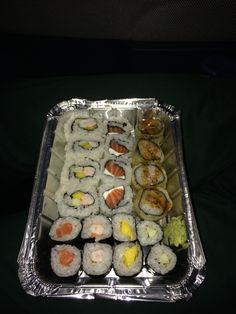 Sushi  #food #sushi