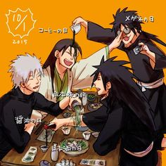 's edit/post 🏹ɴᴀʀᴜᴛᴏ sʜɪᴘᴘᴜᴅᴇɴ/ʙᴏʀᴜᴛᴏ ɴᴇxᴛ ɢᴇɴᴇʀᴀᴛɪᴏɴs🍃 __Translation:Asura: What are you doing? Naruto Shippudden, Naruto Comic, Naruto Funny, Izuna Uchiha, Kakashi Hatake, Ninja, Wallpapers Naruto, Fanart, Akatsuki