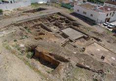 Antequera recupera las termas romanas junto a la Alcazaba
