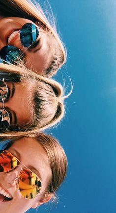 Pin by lucy t on ✰ vsco ✰ fotografia amigas, fotos amigas, f Photos Bff, Best Friend Photos, Best Friend Goals, Cute Photos, Bff Pics, Bff Goals, Beach Photos, Silly Photos, View Photos